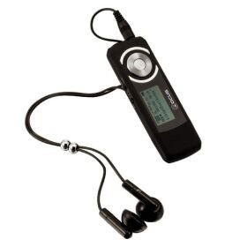 MP3 player with SD card slot   - 2 Gig