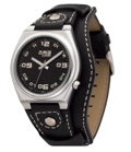 Cowboy watch - With MTP Box Packaging - available in Black or Br