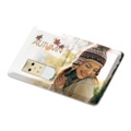 USB storage drive credit card - 1 Gig