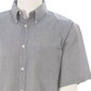 Classic Check Short Sleeve Shirt - Navy