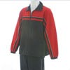 Triathlon Tracksuit - Black/Red/White