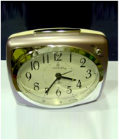 Alarm Desk Clock