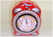 Money Box Clock - Design 2
