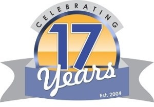 Perkal 16 years in business badge