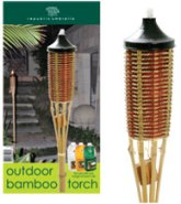 Bamboo Torch (Plastic Bottle) - Min Order: 24