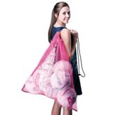Sevenn Mesh Ball Bag - Avail in: Pink
