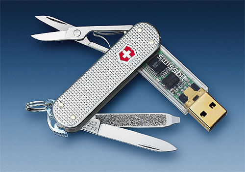 Victorinox Swiss Memory Knife 256MB