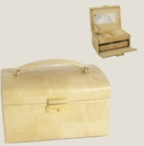 Ivory Lizard PU Jewelley Box 18 * 13 * 10.5cm