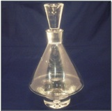 Decanter with Stopper - 26cm high