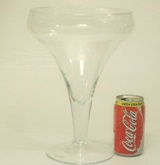 Compote Glass Bowl FTD 30cm