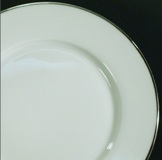 Just Platinum Dinner Plate - 27 cm Diameter