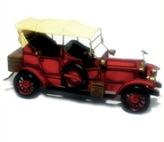 Model Motorcar Red Rolls Royce 15*35cm