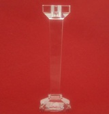 Crystal Candle Stick 23cm High