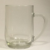 Glass Beer Mug Europa 500ml