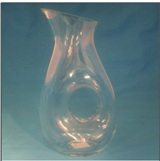 Carafe Decanter with hole- 24cm High