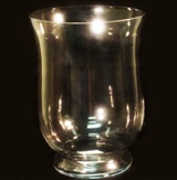 Candle Holder Hurrican Lamp - 25cm
