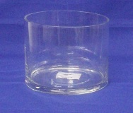 Glass Bowl - 10*14cm Diameter