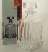 Adagio Square Glass Decanter - 820ml