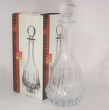 Adagio Round Glass Decanter