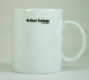 Case 36 Ceramic White Coffee Mug