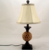 Desk Lamp Giraffe Finish - 51cm
