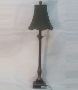 Console Table Lamp - 90cm