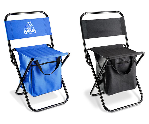 Tracker Chair And Storage Bag - Avail in: Red, Black or Blue
