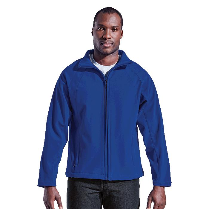 Barron Mens Techno Jacket - Avail in: Black, Red, Royal Blue or