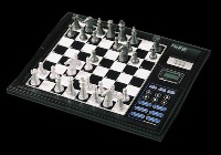 Electronic Chess Sets by Saitek - Trainer