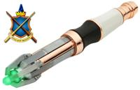 Dr. Who Sonic Screwdriver TV Remote Control
