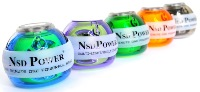 NSD Power® Spinner - Multilight (Purple, no counter)