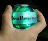 NSD Power® Spinner - Regular, Light + Counter (Green)