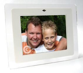 Digital Photo Frame Compositor 8 inch