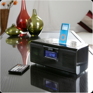 HouseParty 24/7 - Speaker System IPOD Accessory