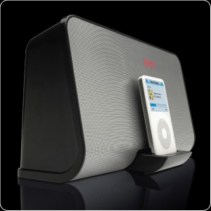 HouseParty 3 - Speaker System IPOD Accessory