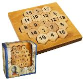 Great Minds Puzzle - Aristotles Number Puzzle