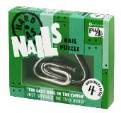 Hard as Nails Puzzle - Last Nail In The Coffin