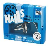 Hard as Nails Puzzle - Nail Jail