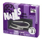 Hard as Nails Puzzle - The S-nail