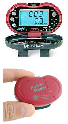 Oregan Scientific - Pedometer - PE326CA