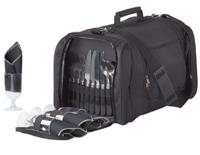 Travel Picnic Set-Black