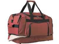 Double Dekker Trav Bag-Red
