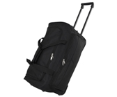 Top Travel Trolley Bag - Avail in: Black