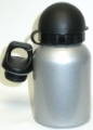 Ultratec 250Ml Al Sports Bottle Silver