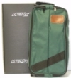 Ultratec Wine/Flask Bag W/Gift Box Green