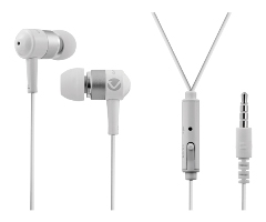 Volkano Earphones With Mic - Stannic Series