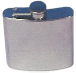 Hipflask 60Oz Satin Fnish Single