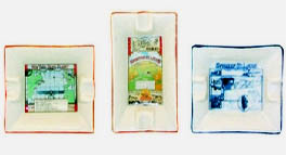 Spirit Of St Louis - Aerobar 3 Mini Ashtrays Pack