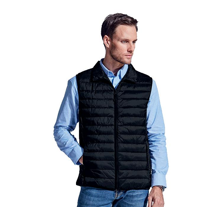 Barron Mens Westfield Bodywarmer - Avail in: Black or Navy