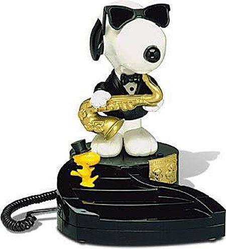 Snoopy Animated Phone